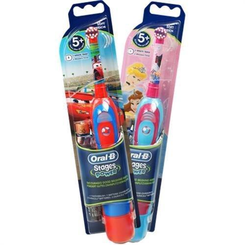 Szczoteczka Braun Oral-B D2 Kids (D2(Księżniczka/Auta))