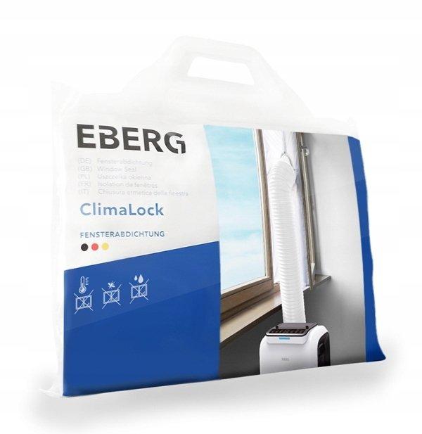 Uszczelka na okno | Pasuje do klimatyzator przenośny | Uszczelniacz | CLIMALOCK