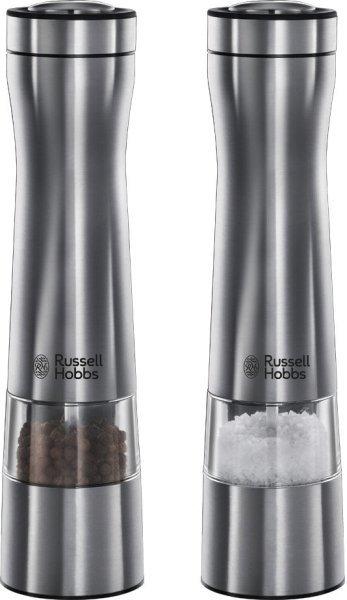 Młynki do soli i pieprzu (2 szt.) Russell Hobbs Classics 22810-56 +1 rok gwarancji*