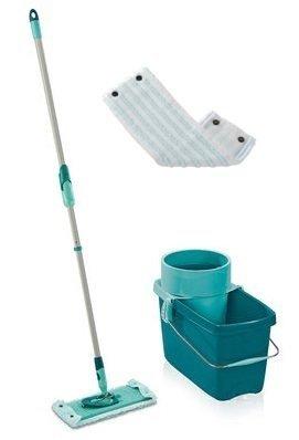 Mop obrotowy Leifheit Clean Twist M 33 cm + Nakładka Micro Duo | 52014/55320
