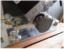 ZESTAW: napęd STA 400 (do 2500 kg, do 17 metrów) + pilot HSE 2 BS + lampka LED SLK + fotokomórki