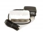 UNIWERSALNY odbiornik 2-kanałowy HET/S 2 BS (zasilanie 230 V z wtyczką) - pasuje do wszystkich urządzeń na rynku (funkcja impuls, włącz/wyłącz)