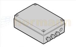 Sterowanie ze zintegrowanym odbiornikiem radiowym 433 MHz RC (obudowa, transformator, centrala) do Portronic D 5000 / D 2500