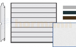 Brama LPU 42, 2500 x 1875 Przetłoczenia M, Sandgrain, kolor do wyboru