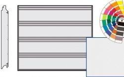Brama LPU 42, 2190 x 2080, Przetłoczenia T, Silkgrain, kolor do wyboru