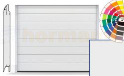 Brama LPU 67 Thermo, Wymiar do wyboru, Przetłoczenia M, Silkgrain, kolor do wyboru