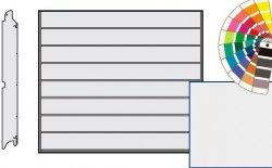 Brama LPU 42, 2440 x 2205 Przetłoczenia M, Silkgrain, kolor do wyboru