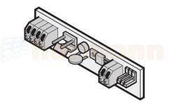 Płytka przyłączeniowa do RotaMatic / Akku (następca artykułu nr 439309)