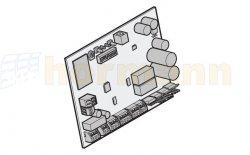 Płytka sterowania - centrala do LineaMatic / P 868 MHz (następca artykułu nr 439421)