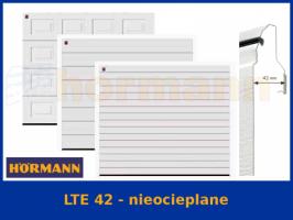 LTE 42 - nieocieplane