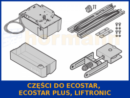 Części do EcoStar, EcoStar Plus, Liftronic