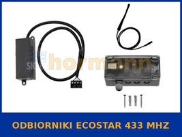 odbiorniki EcoStar 433 MHz