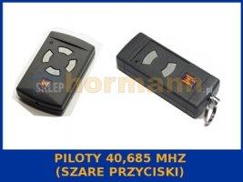 piloty 40,685 MHz (szare przyciski)