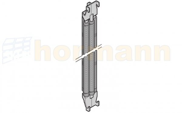 Poczwórny pakiet sprężyn N 80 / F 80 / EcoStar, nr oznaczenia sprężyny 023