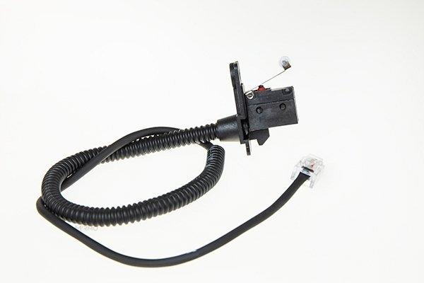 Mikrowyłącznik luźnej linki z przewodem systemowym, długość specjalna: 1500 mm