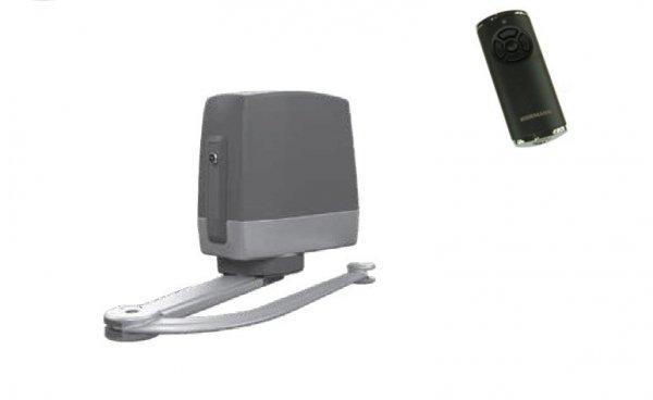 ZESTAW: napęd VersaMatic 1 BiSecur (skrzydło do 2000 mm, do 200 kg) + pilot HS 5 BS (z funkcją sprawdzania statusu bramy)