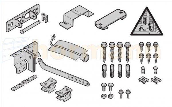 Paczka z drobnymi elementami SupraMatic E / P, EcoMatic, ProMatic / P / Akku, (następca artykułu nr 438415)