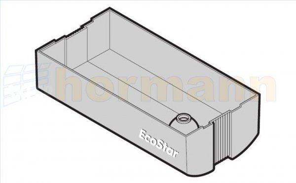 Pokrywa napędu z przyciskiem sterującym i przyciskiem programującym do EcoStar (typ C)