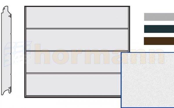 Brama LPU 42, 2500 x 2125, Przetłoczenia L, Sandgrain, kolor do wyboru