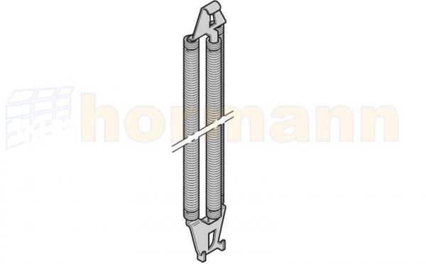 Potrójny pakiet sprężyn N 80 / F 80 / EcoStar, nr oznaczenia sprężyny 002