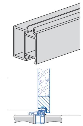 Drzwi ThermoPro Wzór TPS 100, kolor do wyboru