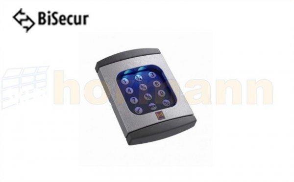 Sterownik kodowany CTR 3b (steruje max 3 urządzeniami) - eleganckie wykończenie z podświetlaną klawiaturą (przewodowy)