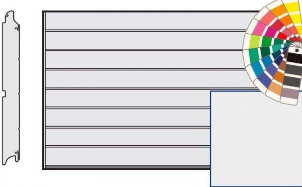 Brama LPU 42, 6000 x 2125, Przetłoczenia M, Silkgrain, kolor do wyboru