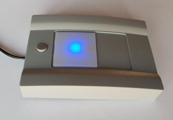 Sterownik wewnętrzny PB 1 naścienny podświetlany