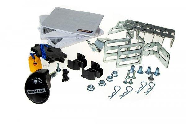 Zestaw elementów montażowych do N 80