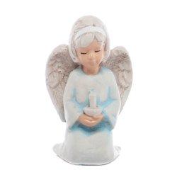 Aniołek Komunia Świeca