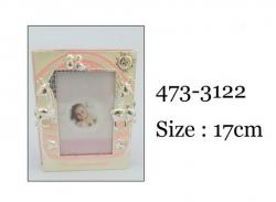 Album na zdjęcia dla dzieci, kolor różowy. Rozmiar 17 cm