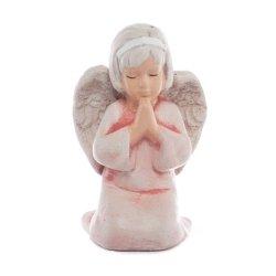 Aniołek Komunia Modlący