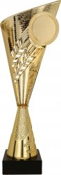 Puchar plastikowy złoty