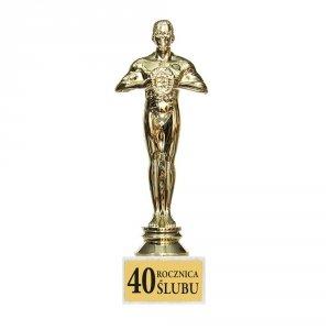 Statuetka  'Na 40 rocznicę ślubu'