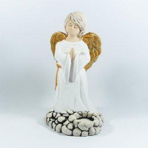 Figurka Aniołek modlący się