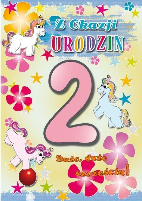 Kartka Z okazji urodzin 2