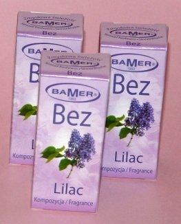 Kompozycja zapachowa BEZ