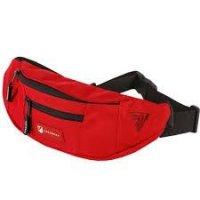 Trec Wear Torebka Nerka BUMBAG CLASSIC LARGE 002 RED