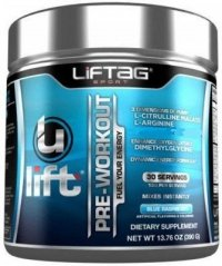 LIFTAG SPORT U-LIFT PRE-WORKOUT 390G