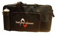 Hi Tec Nutrition Torba sportowa z logo Feel the power