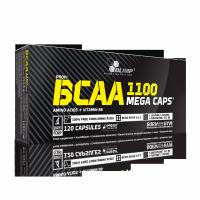 Olimp BCAA Mega Caps 120 kapsułek