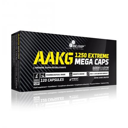 OLIMP AAKG EXTREME MEGA CAPS 120 kapsułek