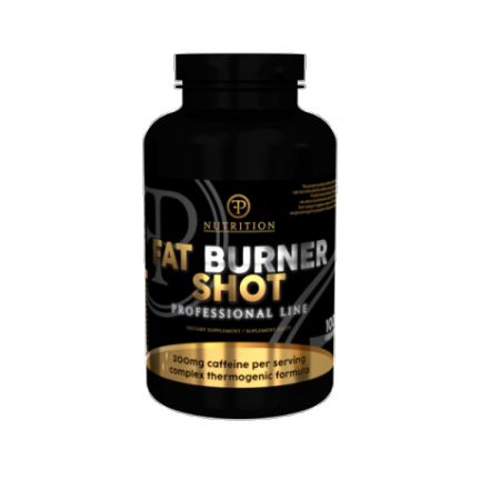 FAT BURNER SHOT - 100 kapsułek