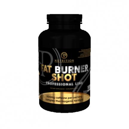 FAT BURNER SHOT - 100 kapsułek