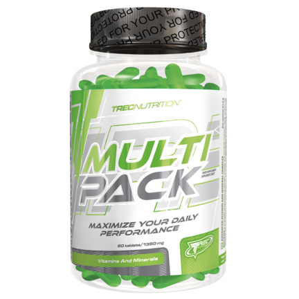 Trec Nutrition Multi Pack 36 - 120 tabletek